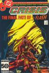 Crisis on Infinite Earths #8 comic books - cover scans photos Crisis on Infinite Earths #8 comic books - covers, picture gallery