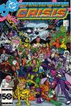 Crisis on Infinite Earths #9 comic books - cover scans photos Crisis on Infinite Earths #9 comic books - covers, picture gallery