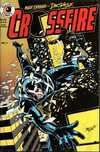 Crossfire #3 comic books - cover scans photos Crossfire #3 comic books - covers, picture gallery