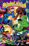 Crossover Classics: The Marvel/DC Collection comic books