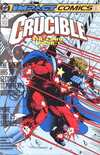 Crucible #3 comic books - cover scans photos Crucible #3 comic books - covers, picture gallery
