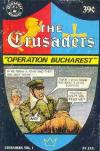 Crusaders #1 Comic Books - Covers, Scans, Photos  in Crusaders Comic Books - Covers, Scans, Gallery