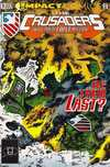 Crusaders #5 Comic Books - Covers, Scans, Photos  in Crusaders Comic Books - Covers, Scans, Gallery