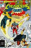 Crusaders #6 Comic Books - Covers, Scans, Photos  in Crusaders Comic Books - Covers, Scans, Gallery