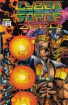 Cyberforce #0 comic books - cover scans photos Cyberforce #0 comic books - covers, picture gallery