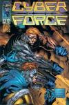 Cyberforce #21 comic books - cover scans photos Cyberforce #21 comic books - covers, picture gallery