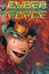 Cyberforce #24 comic books - cover scans photos Cyberforce #24 comic books - covers, picture gallery