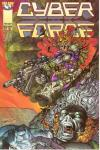 Cyberforce #35 comic books - cover scans photos Cyberforce #35 comic books - covers, picture gallery