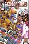 Cybernary #5 Comic Books - Covers, Scans, Photos  in Cybernary Comic Books - Covers, Scans, Gallery