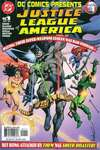 DC Comics Presents: Justice League of America #1 comic books - cover scans photos DC Comics Presents: Justice League of America #1 comic books - covers, picture gallery