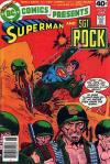 DC Comics Presents #10 comic books for sale