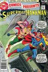 DC Comics Presents #11 comic books - cover scans photos DC Comics Presents #11 comic books - covers, picture gallery