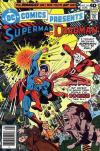 DC Comics Presents #24 comic books - cover scans photos DC Comics Presents #24 comic books - covers, picture gallery
