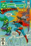 DC Comics Presents #35 comic books - cover scans photos DC Comics Presents #35 comic books - covers, picture gallery