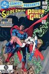 DC Comics Presents #56 comic books - cover scans photos DC Comics Presents #56 comic books - covers, picture gallery