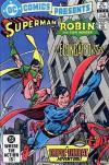 DC Comics Presents #58 comic books - cover scans photos DC Comics Presents #58 comic books - covers, picture gallery