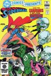 DC Comics Presents #60 comic books - cover scans photos DC Comics Presents #60 comic books - covers, picture gallery