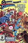 DC Comics Presents #70 comic books - cover scans photos DC Comics Presents #70 comic books - covers, picture gallery