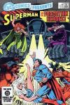 DC Comics Presents #77 comic books - cover scans photos DC Comics Presents #77 comic books - covers, picture gallery