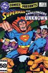 DC Comics Presents #84 Comic Books - Covers, Scans, Photos  in DC Comics Presents Comic Books - Covers, Scans, Gallery