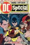 DC Special comic books