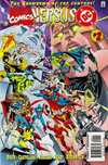 DC versus Marvel #2 comic books - cover scans photos DC versus Marvel #2 comic books - covers, picture gallery