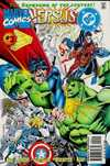 DC versus Marvel #3 comic books - cover scans photos DC versus Marvel #3 comic books - covers, picture gallery