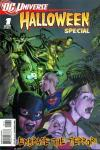 DCU Halloween Special: Embrace the Terror #1 comic books for sale