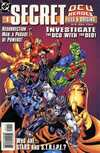 DCU Heroes Secret Files comic books