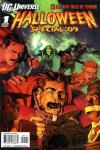 DCU Infinite Halloween Special #1 comic books for sale