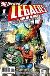 DCU: Legacies #1 Comic Books - Covers, Scans, Photos  in DCU: Legacies Comic Books - Covers, Scans, Gallery