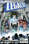 DCU: Legacies #2 comic books for sale