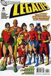 DCU: Legacies #4 comic books for sale