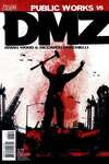 DMZ #13 comic books - cover scans photos DMZ #13 comic books - covers, picture gallery