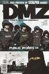 DMZ #14 comic books - cover scans photos DMZ #14 comic books - covers, picture gallery