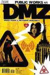 DMZ #16 comic books - cover scans photos DMZ #16 comic books - covers, picture gallery