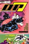 D.P. 7 #25 comic books for sale