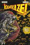 Dai Kamikaze #4 comic books - cover scans photos Dai Kamikaze #4 comic books - covers, picture gallery