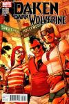 Daken: Dark Wolverine #10 comic books - cover scans photos Daken: Dark Wolverine #10 comic books - covers, picture gallery