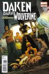 Daken: Dark Wolverine #17 comic books for sale