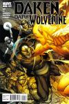 Daken: Dark Wolverine #4 comic books - cover scans photos Daken: Dark Wolverine #4 comic books - covers, picture gallery