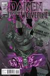 Daken: Dark Wolverine #5 comic books - cover scans photos Daken: Dark Wolverine #5 comic books - covers, picture gallery