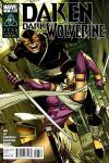 Daken: Dark Wolverine #6 comic books - cover scans photos Daken: Dark Wolverine #6 comic books - covers, picture gallery