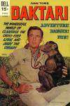 Daktari #4 Comic Books - Covers, Scans, Photos  in Daktari Comic Books - Covers, Scans, Gallery
