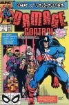 Damage Control comic books