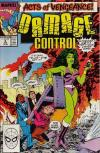 Damage Control #3 comic books - cover scans photos Damage Control #3 comic books - covers, picture gallery