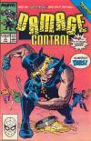 Damage Control #4 comic books - cover scans photos Damage Control #4 comic books - covers, picture gallery