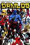 Damlog #1 Comic Books - Covers, Scans, Photos  in Damlog Comic Books - Covers, Scans, Gallery