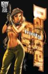 Danger Girl: Trinity Comic Books. Danger Girl: Trinity Comics.