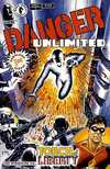 Danger Unlimited #1 Comic Books - Covers, Scans, Photos  in Danger Unlimited Comic Books - Covers, Scans, Gallery